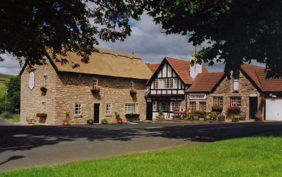 Our historic hotel in Kirk Yetholm