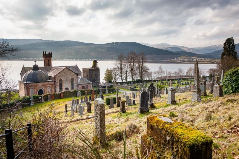 St Munn's Way, Cowal, Argyll