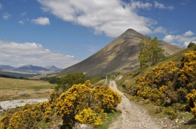 The Hills and Glens of the Scottish Highlands - Beinn Dorian